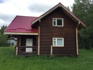 Дом 9,5×10, п. Порошино